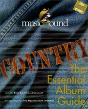 Cover of: Country |