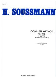 Cover of: Complete Method for the Flute - Part I  (Engish and German Text)