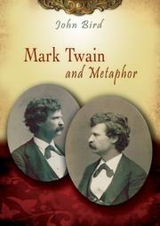 Cover of: Mark Twain and metaphor