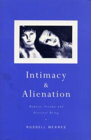 Cover of: Intimacy and alienation