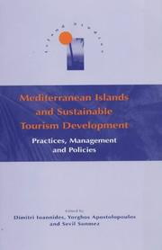 Cover of: Mediterranean Islands and Sustainable Tourism Development |