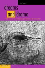 Cover of: Dreams and Drama
