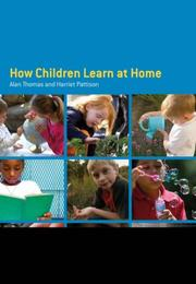 Cover of: Educating Children at Home | Alan Thomas