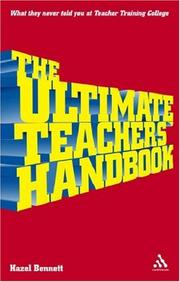 The Ultimate Teachers Handbook