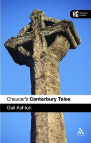Cover of: Chaucer's the Canterbury Tales (Reader's Guides)