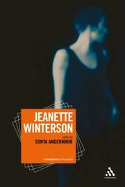 Jeanette Winterson by Sonya Andermahr