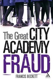 Cover of: Great City Academy Fraud | Francis Beckett