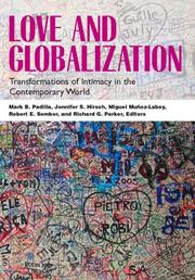 Cover of: Love and Globalization |