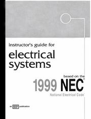 Cover of: Instructor's Guide for Electrical Systems