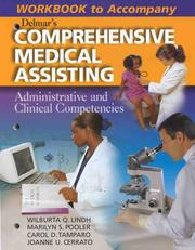 Cover of: Comprehensive Medical Assisting