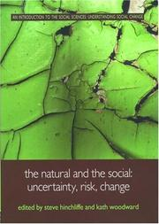 Cover of: The Natural and the Social