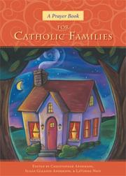 Cover of: A Prayer Book for Catholic Families