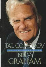 Cover of: Tal Como Soy | Graham, Billy