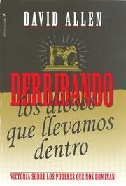 Cover of: Darribando Los Dioses Que Llevamos Dentro