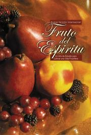 Cover of: NIV Fruit of the Spirit Bible Hardcover