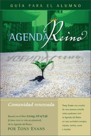 Cover of: Kingdom Agenda for a Renewed Community - Student J (TKAS)