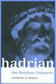 Cover of: Hadrian