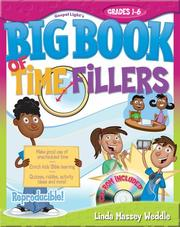 Cover of: Big Book of Time Fillers | Linda Massey