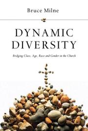 Cover of: Dynamic diversity