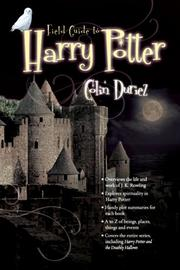 Cover of: Field Guide to Harry Potter