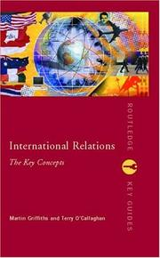 Cover of: International Relations
