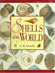 Cover of: Shells of the World | G. B. Sowerby Sowerby