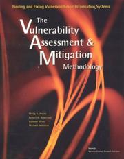 Cover of: Finding and Fixing Vulnerabilities in Information Systems | Philip S. Anton