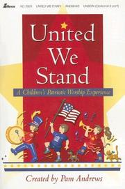 Cover of: United We Stand | Pam Andrews