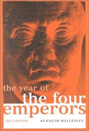 Cover of: The Year of the Four Emperors (Roman Imperial Biographies)