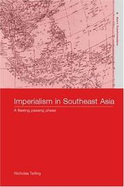 Cover of: Imperialism in Southeast Asia | N. Tarling