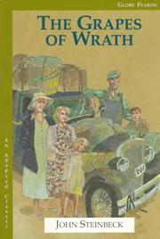 Cover of: The Grapes of Wrath (An Adapted Classic)