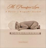 Cover of: Ariana Parent's Journal (My Thoughts with Love)
