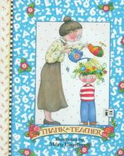 Cover of: Ms Me Thank A Teacher