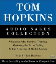 Cover of: Tom Hopkins Audio Sales Collection | Tom Hopkins