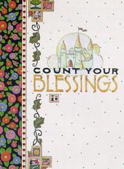 Cover of: Me Writing Journal Count Your Blessings