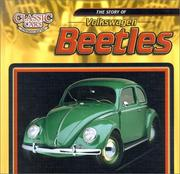 Cover of: The Story of Volkswagen Beetles | David K. Wright
