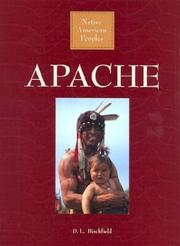 Cover of: Apache (Native American Peoples) | D. L. Birchfield