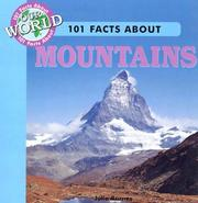 Cover of: 101 Facts About Mountains (101 Facts About Our World) | Julia Barnes