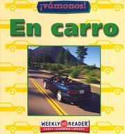 Cover of: En Carro (Vamanos!)