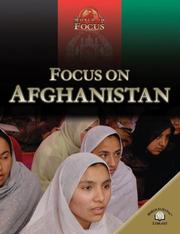 Cover of: Focus on Afghanistan (World in Focus) | Nikki Van Der Gaag