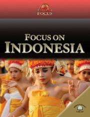 Cover of: Focus on Indonesia (World in Focus)