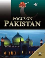 Cover of: Focus on Pakistan (World in Focus)
