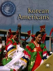Cover of: Korean Americans (World Almanac Library of American Immigration)