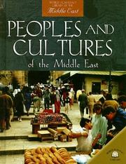 Cover of: Peoples And Cultures of the Middle East (World Almanac Library of the Middle East)