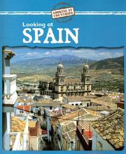 Cover of: Looking at Spain (Looking at Countries) | Jillian Powell