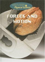Cover of: Forces and Motion (Gareth Stevens Vital Science: Physical Science)