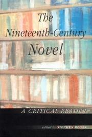 Cover of: The Nineteenth-Century Novel