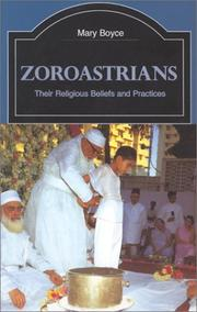 Zoroastrians by Mary Boyce