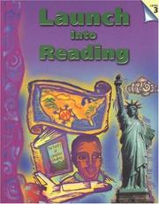 Cover of: Launch into Reading L3-Student Text