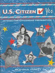 Cover of: U.S. Citizen Yes